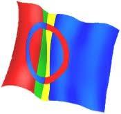 Samiska flagga